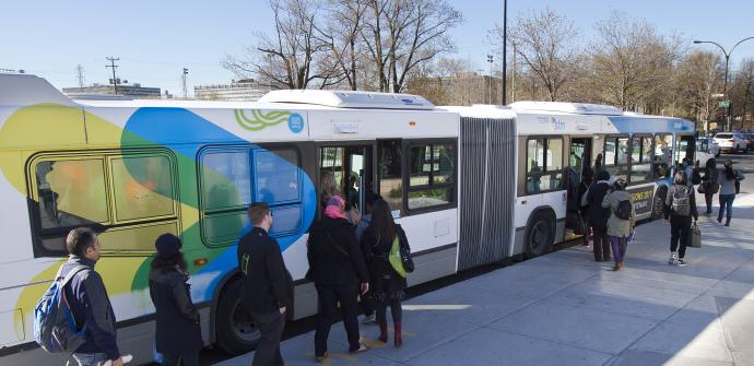 Get on board: Assessing an all-door boarding pilot project in Montreal, Canada